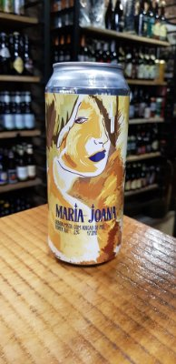Macuco Maria Joana Honey Ale 473ml
