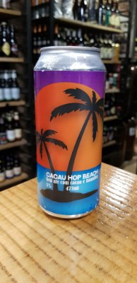 Macuco Cacau Hop Beach 473ml
