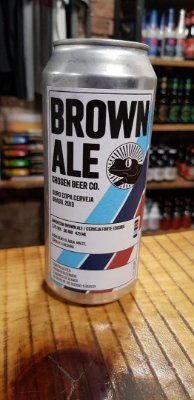 Chosen Brown Ale 473ml