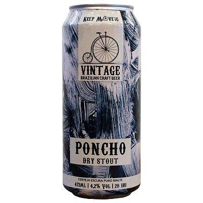 Vintage Poncho Dry Stout 473ml