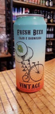 Vintage Fresh Beer Caju e Baunilha 473ml