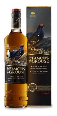 Whisky Famous Grouse Smoky Black 750ml