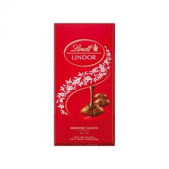 Chocolate Swiss Lindt Milk Lindor Single 100g