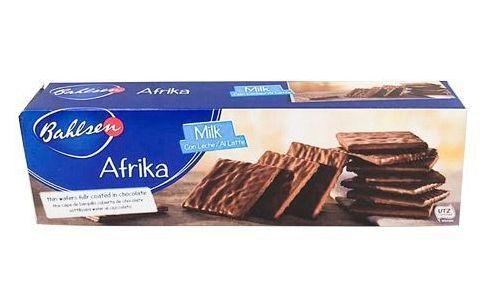 Biscoito Bahlsen Afrika Milk 130g