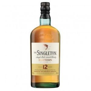 Whisky Single Malt 12 anos Dufftown The Singleton 750ml