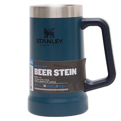 Caneca Stanley Azul 709ml