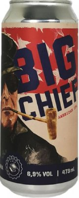 Salvador Big Chief 473ml