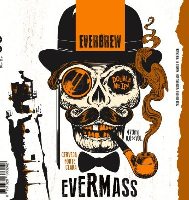 Everbrew Evermass 473ml