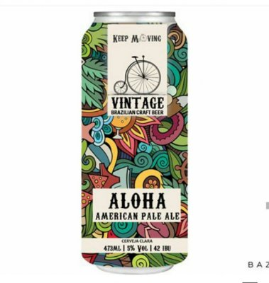 Vintage Aloha APA 473ml