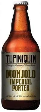 Tupiniquim Monjolo Imperial Porter 310ml