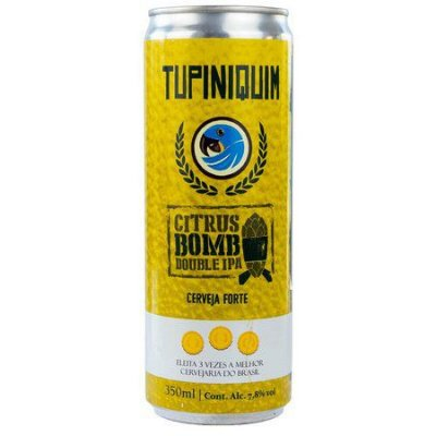 Tupiniquim Citrus Bomb 350ml