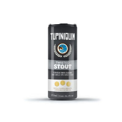 Tupiniquim Twisted Stout 350ml