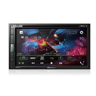 DVD AUTOMOTIVO PIONEER AVH-A318BT