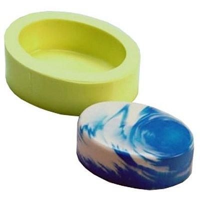 Molde de Silicone Oval
