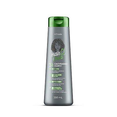 Shampoo Triskle Mais Q Onda Cacheadas 350ml