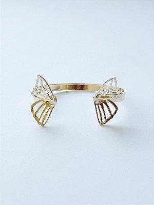 Bracelete Borboleta - SEMIJOIA