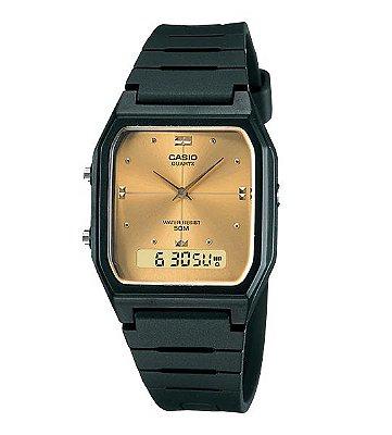 Relógio Casio Anadigi