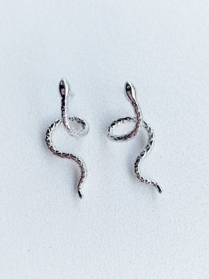 Brinco Cobra Semijoia