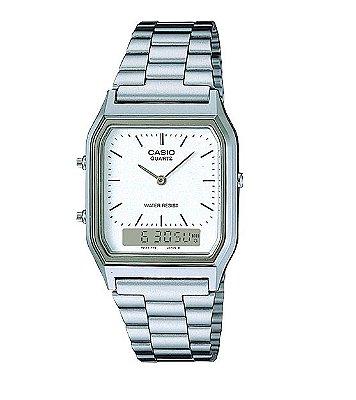 Relógio Casio Analógico + Digital