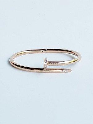 Bracelete Prego de Aço