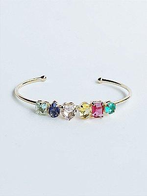 Bracelete Formas Semijoia