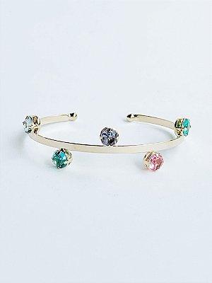 Bracelete Pontos de Luz Semijoia