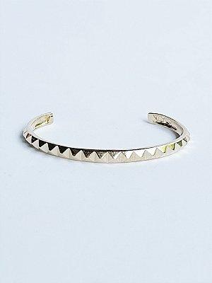 Bracelete Pirâmides Semijoia