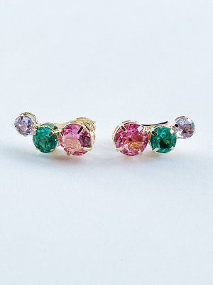 Earcuff Color Semijoia