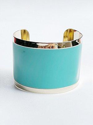 Bracelete Esmaltado Liso
