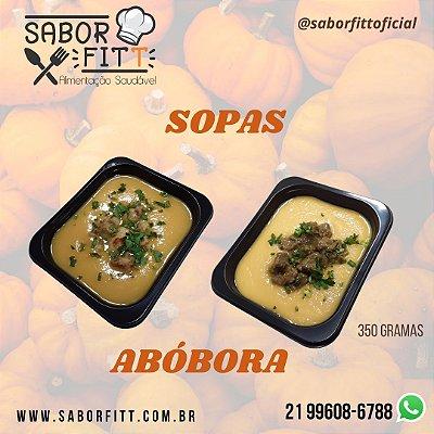Sopas de Abóbora - Frango ou Patinho em Cubos