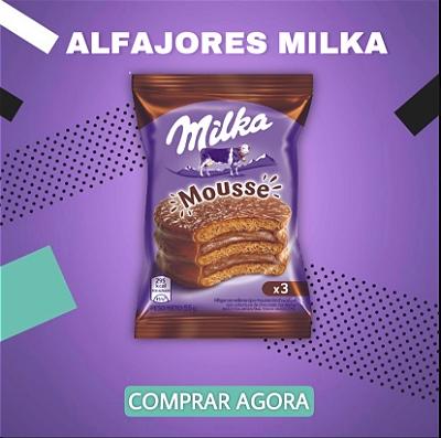 Alfajor Milka
