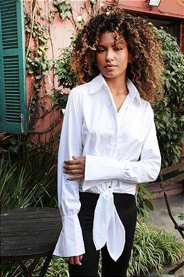 Camisa Nó Branca