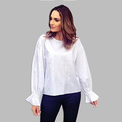 Camisa Manga Bufante