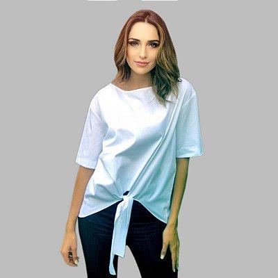 Camiseta Manga Curta Nó