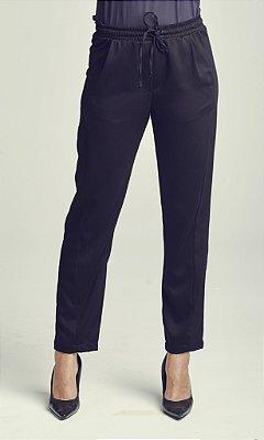 Calça pijama preto