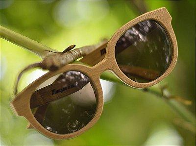 ARRAIA Claro - Óculos de madeira