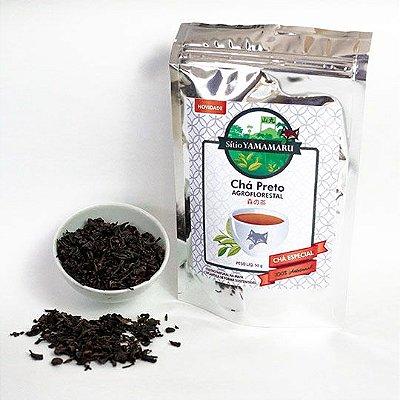 Chá Preto Agroflorestal Sítio Yamamaru (50g)