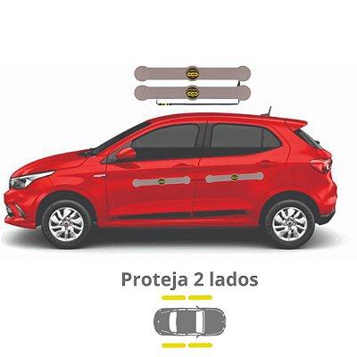 Protetor de Portas P/ Carros Shields Complete Kit c/4