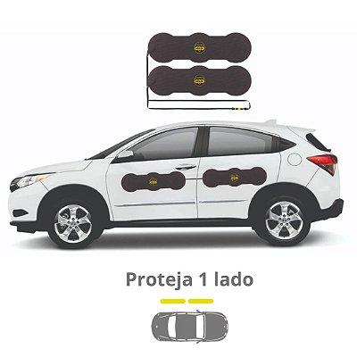 Protetor De Portas P/ Carros Shields Wide Kit c/2