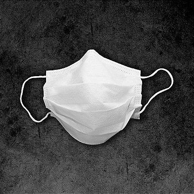 Máscara descartável dupla camada