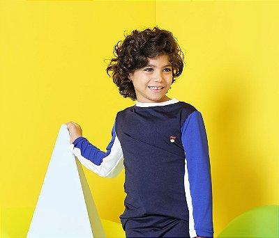 Camisa proteção duo blue