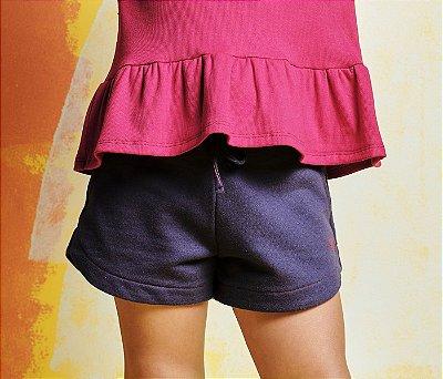 Shorts Oleans Cor Azul Marinho