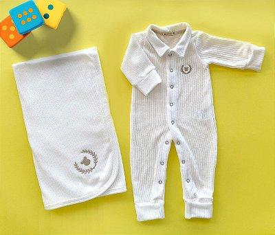 Kit Maternidade Off White