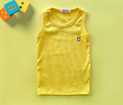 Camiseta Infantil Topaze Cor Amarelo