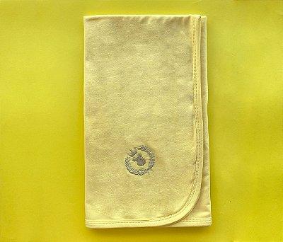 Manta Bebê Amarelo