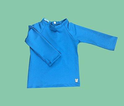 Camisa Proteção Azul