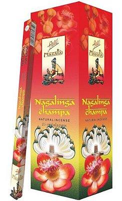 Incenso Natural Flute Massala Nagalinga Champa