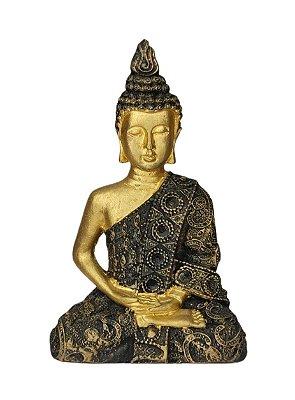 Sidartha Gautama Meditando  Resina