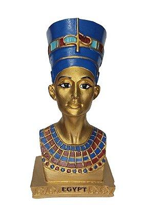 Busto Nefertiti Resina