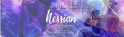 Nessian - Nestha + Cassian - Acotar - Vela Grande